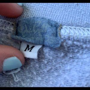 Brandy Melville Tops - Brandy Melville Lavender Erica Sweatshirt